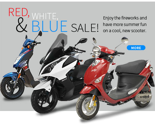 The Red, White & Blue Sale