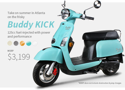 Atlanta Motor Scooters | Scooter Dealers Atlanta GA | Electric