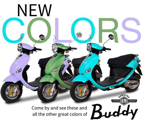The New Colors of Buddy
